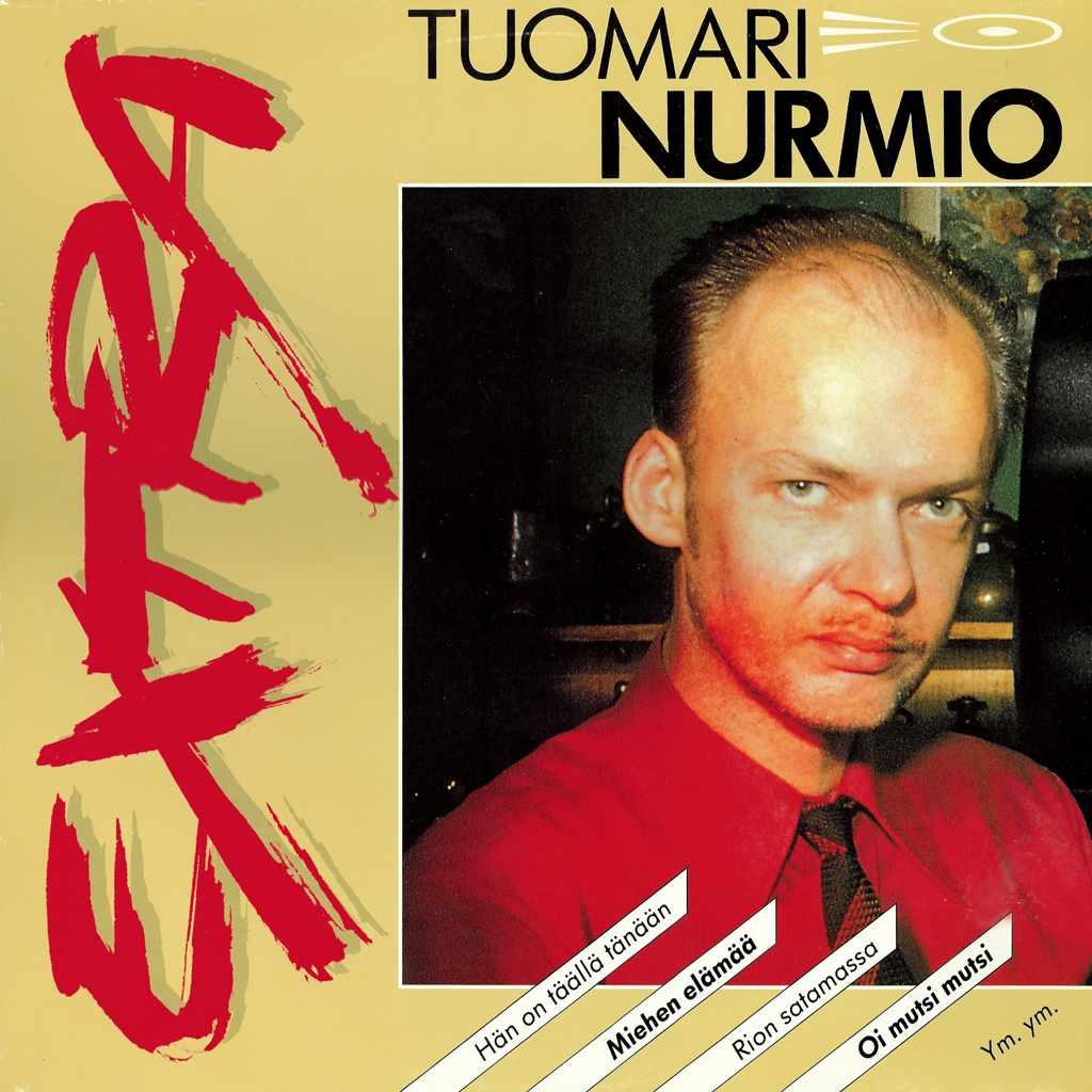 Tuomari Nurmio